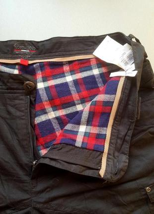 Зимние брюки на утеплителе