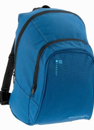 Quechua arpenaz детский рюкзачек на 10 литров для прогулок или на тренировку