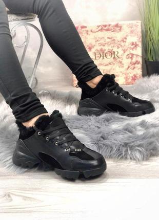 Невероятные хайповые зимние кроссовки