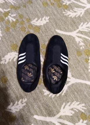 Замшевая обувь для спорта