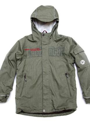 Куртка salewa powertex. на рост 152 см