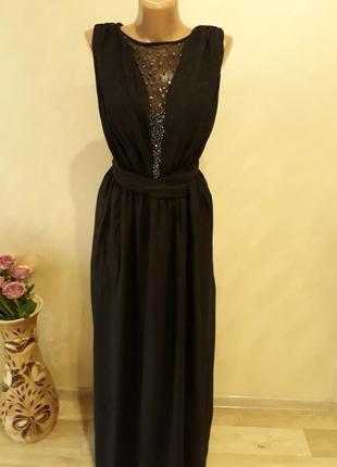 Красивое вечернее платье р42-44