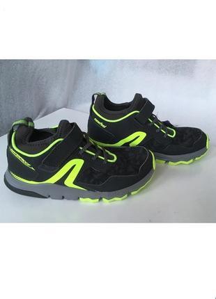 Водонепроницаемые гибкие кроссовки newfeel pw 580 waterproof (decathlon) 34 размер