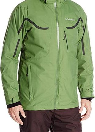Мужская куртка columbia whirlibird interchange jacket