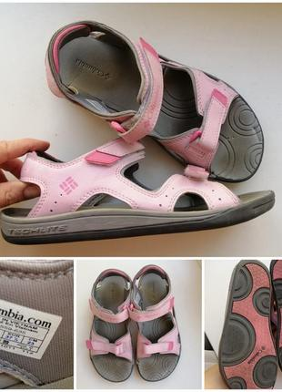 Спортивные, сандали для девочки