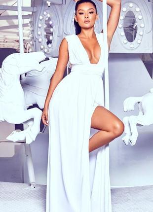 Платье вечернее в грецком стиле