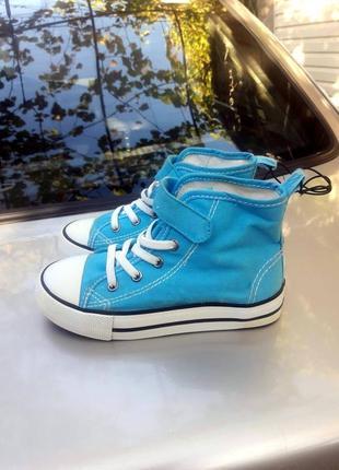 Распродажа! крутые детские кеды, кроссы, кроссовки от h&m