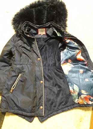 Куртка для девочки,парка