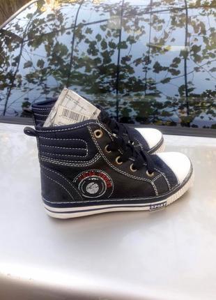 Распродажа! завышенные кеды на мальчика, подростковые фирменные кроссовки