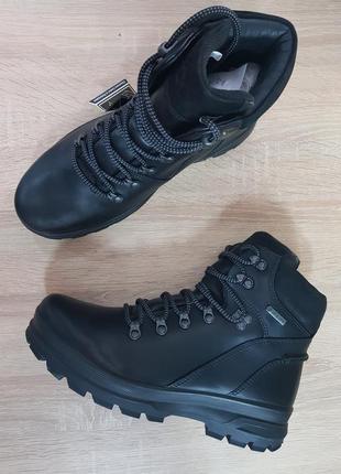 Оригинальные мужские зимние ботинки ecco rugged track
