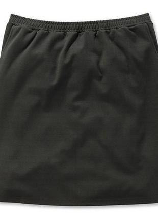 Практичная базовая модель для офиса и отдыха – джерси юбка от tchibo, германия