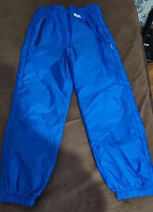 Тёплые зимние штаны alpine