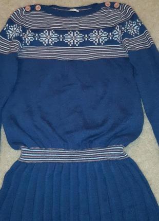 Туника платья с орнаментом в идеальном состоянии!