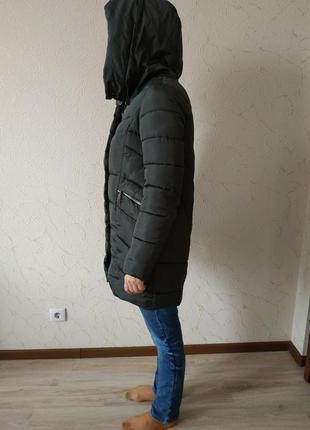 Куртка оверсайз