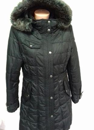 Стильная тёплая куртка ф.taifun р.m-l 💄