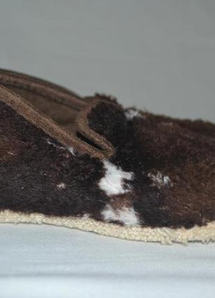 Тапочки из искусственного меха стелька 17,5 см