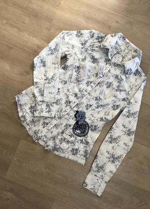 Невероятно нежная блуза рубашка guess, p.s