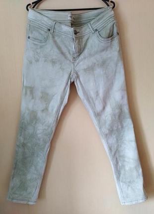 Отличные джинсы деним