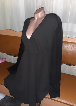 Платье uk 16 boohoo бохо