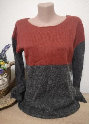 Мохеровый свитерок m