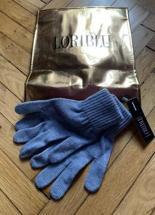 Loriblu перчатки оригинал