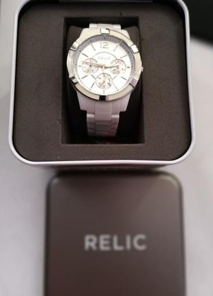 Оригинальные брендовые часы relic by fossil zr15699