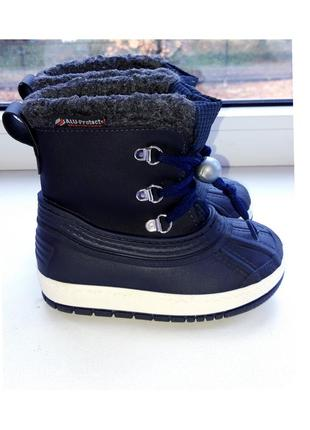 Зимние ботинки friboo