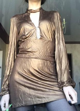 Вечернее платье gucci