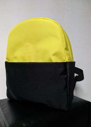 Стильный рюкзак ручной работы