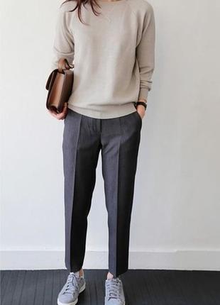 Новые с биркой! классические брюки размер 12 -14(44-46)