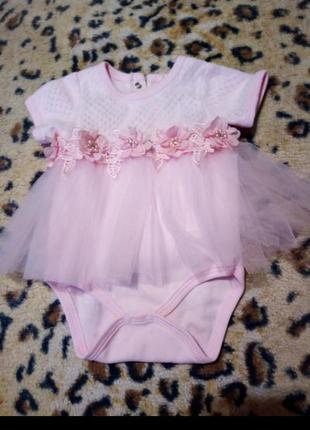 Бодик платье