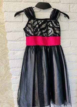 Нарядное платье jona michelle на девочку 8 лет