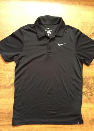 Nike dri-fit футболка поло оригинал