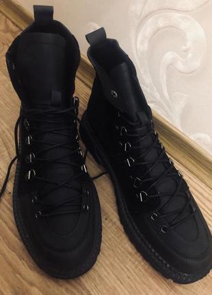 Ботинки мужские в британском стиле