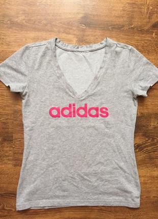 Футболка adidas оригинал женская