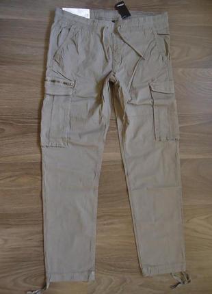 Мужские брюки карго livergy германия, размер 54