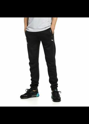 Штаны для бега puma mercedes   mamp sweat pants