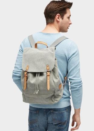 Рюкзак tom tailor max (стильный городской женский / мужской рюкзак)