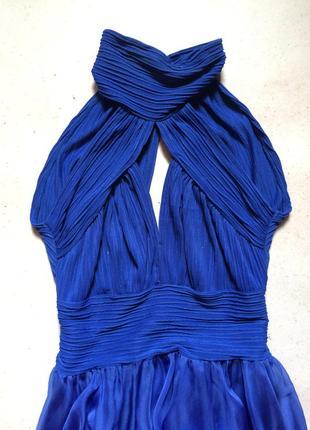 Продам вечернее платье в пол итальянского дизайнера isabel garcia