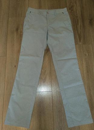 Летние  серые брюки.