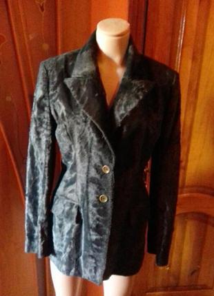 Меховый пиджак (оригинал)