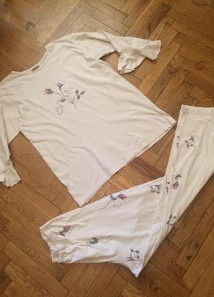 Пижама хлопок,identic