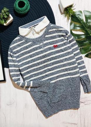 Стильный свитерок-обманка jasper conran 2-3 года (98)