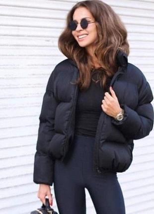 Срочно! куртка матовая плащевка синтепон 200 курточка тренд 2019 стойка воротник