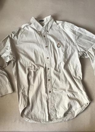 Мужская рубашка от ralph lauren