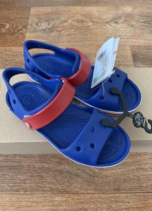 Босоножки крокс crocs crocband
