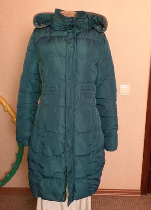 Зимнее пальто- пуховик chicoree sporty outerwear.