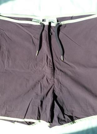 Спортивные шорты бренда nike, оригинал, размер l