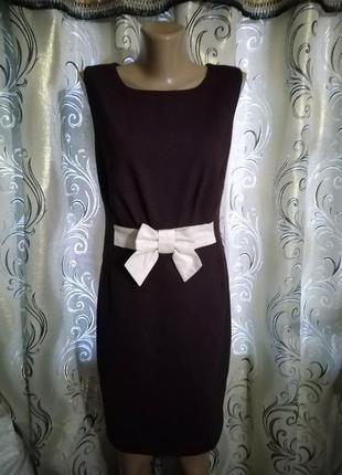 Шикарное платье футляр next