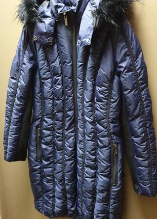 Американская дизайнерская женская куртка пуховик пальто zac zac posen. оригинал! новая.